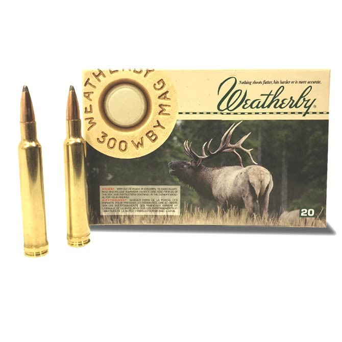 Weatherby 300 300 magnun
