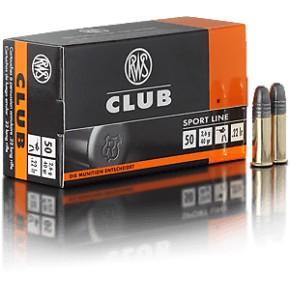 Balles Rws 22lr club