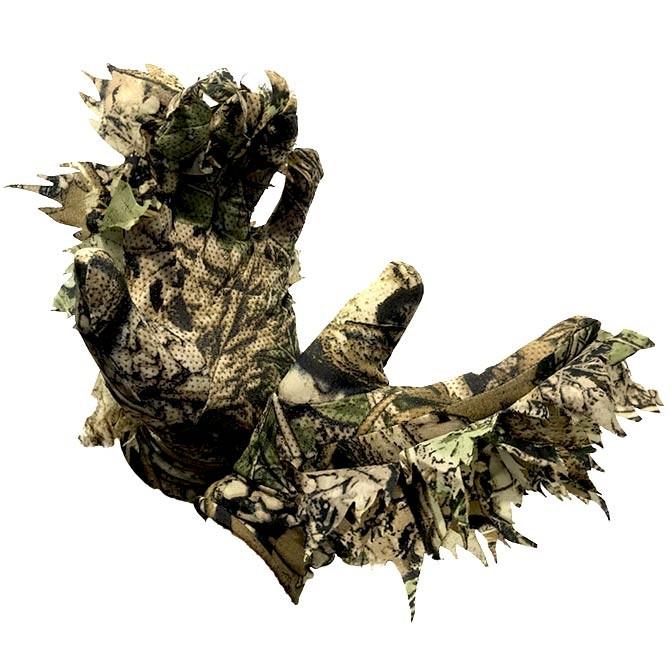 GULUZA Gants de Camouflage 3D 3D Gants de Chasse