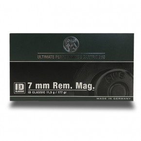 Rws Id Classic 7mm Rem Mag 177Gr 11.5g
