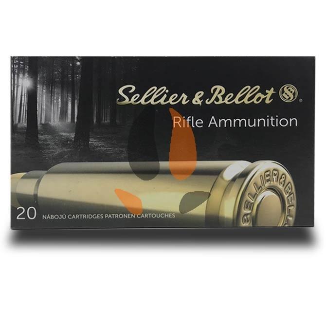Balles Sellier & Bellot 7x57R 140grs
