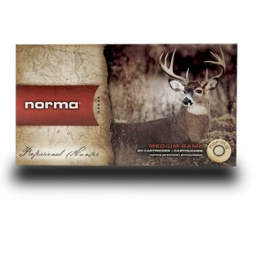 Balles Norma 6.5 Creedmoor Scirocco 2, 8.4 g