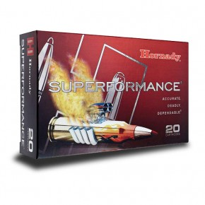 Balles Hornady Superformance Cal. 280 Rem 139 Gr SST