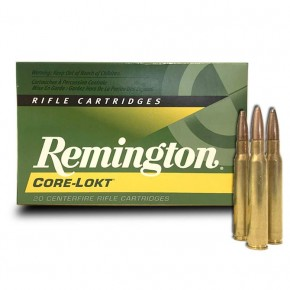 Balles Remington Core Lokt Psp Cal. 7x64