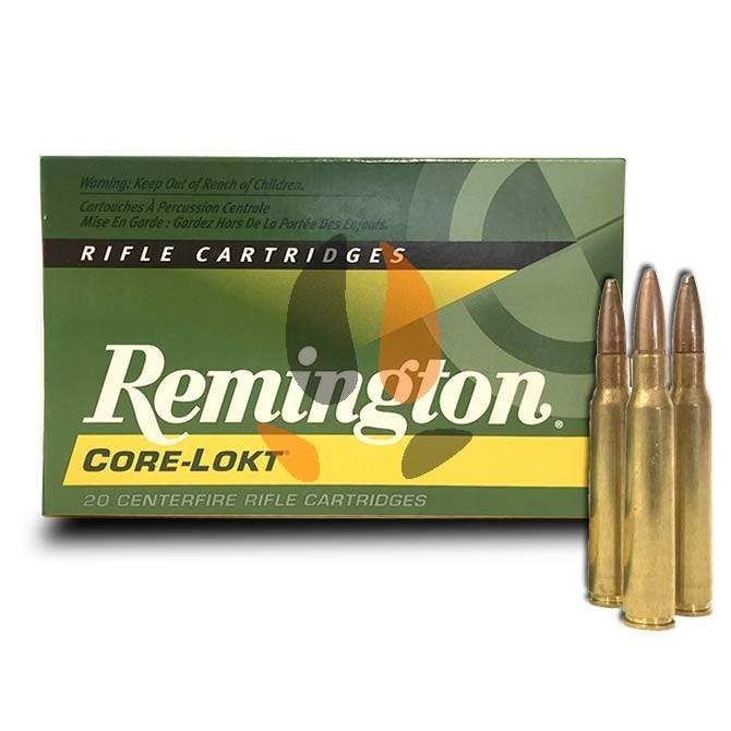 Balles Remington Core Lokt Psp Cal. 7x64