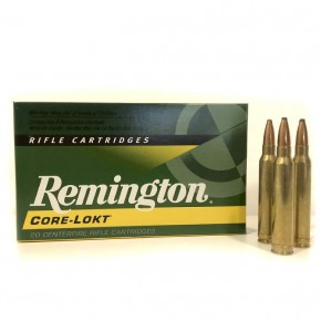 Balles Remington Core Lokt Psp Cal. 300 Win Mag 180 Grs