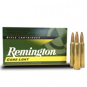 Balles Remington Core Lokt Psp Cal. 270 Win 130Gr