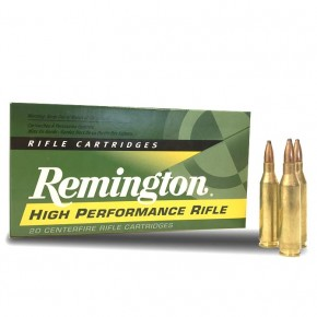 Balles Remington Psp Cal. 243 Win 80 Gr