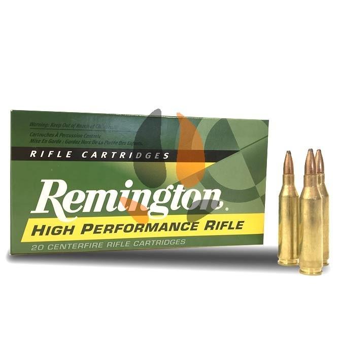 Balles Remington Psp Cal. 243 Win 80 Gr