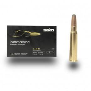 Balles Sako 8x57 JRS Hammerhead 13 g - 200 grs