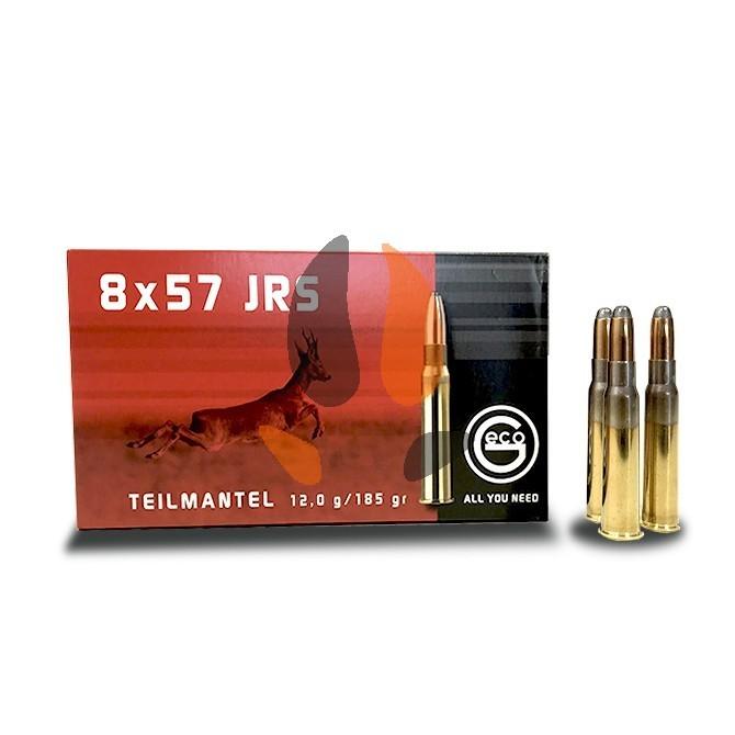 Balles Geco ogive T Mantel Cal. 8x57 JRS