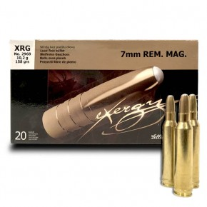Balles Sellier & Bellot Cal. 7mm Rem Mag Xrg