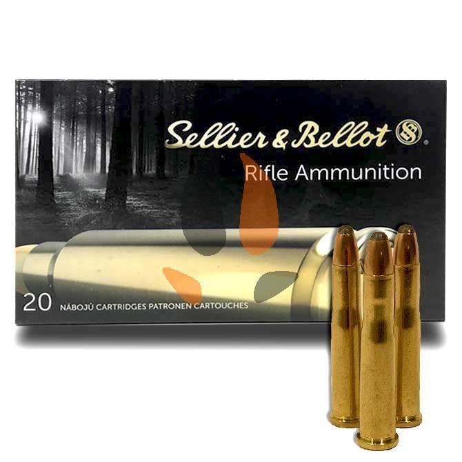 Balle Sellier & Bellot Cal. 22 Hornet Soft Point