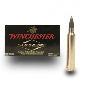 Balles Winchester 300 Win Mag E-Tip 180 grs