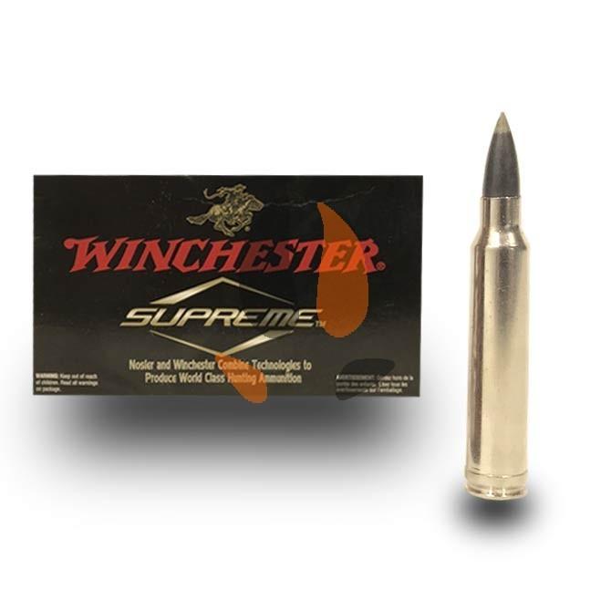 Balles Winchester 300 Win Mag E-Tip 180 grs