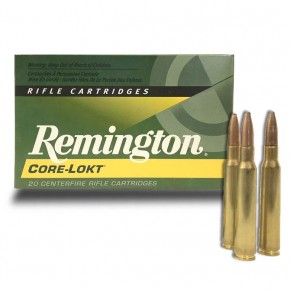 Balles Remington 7x64 Core-Lokt Psp 175 Grs