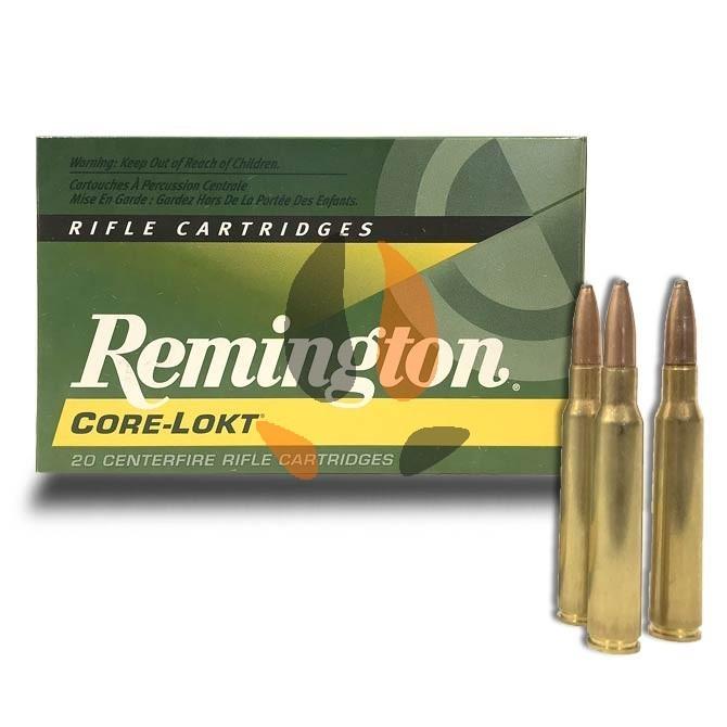 Balles Remington 7x64 Core-Lokt Psp 175 Grs