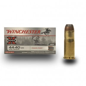 Balles Winchester 44-40 Win Power-Point 200 grs