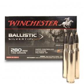 Balles Winchester 280 Rem Ballistic Silvertip 140 Gr