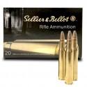 Munitions Sellier & Bellot .30-06 SPCE 180 Grs