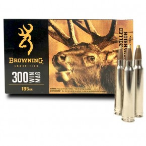 Balles Browning BXC 300 Win Mag 185 Grains