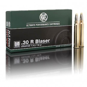 Balle Rws .30R Blaser KS 150 Grains