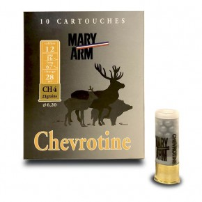 Chevrotine calibre 12 Mary Arm
