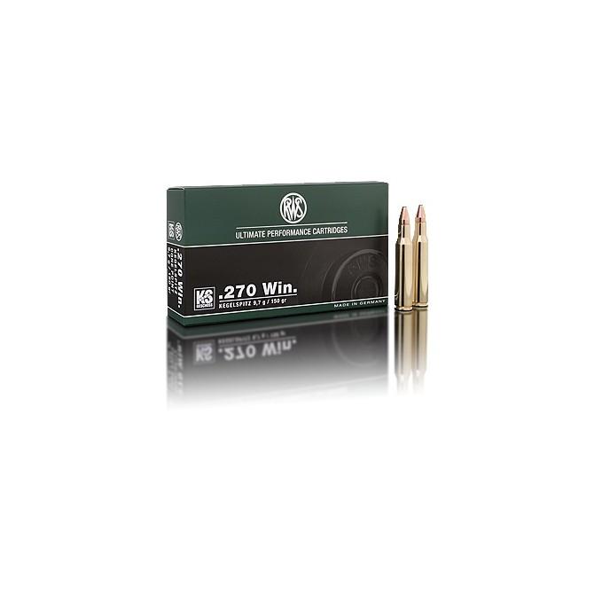 RWS 270 150GR 9.7G KS