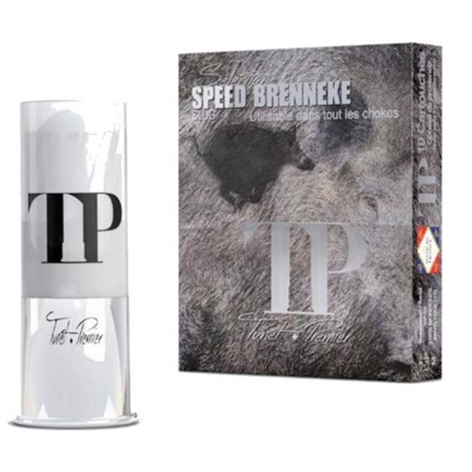 Munition Tunet Speed Brenneke Calibre 12
