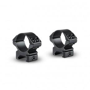 Montage Hawke diamétre 30 mm pour rail weaver 21 mm