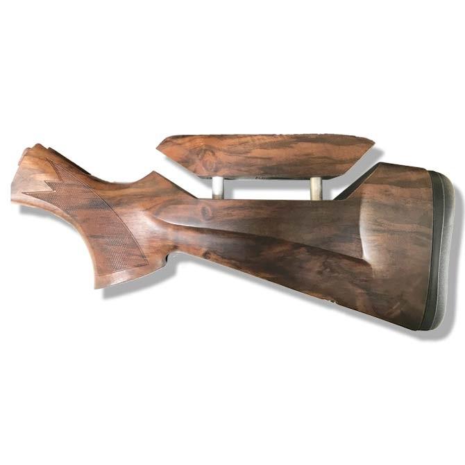 Pose d'un busc réglable sur crosse bois toutes marques