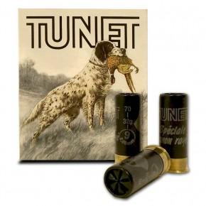 Cartouches Tunet calibre 12 spéciale canon rayé