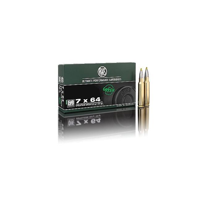 RWS 7X64 EVO GREEN 8.2G/127GR