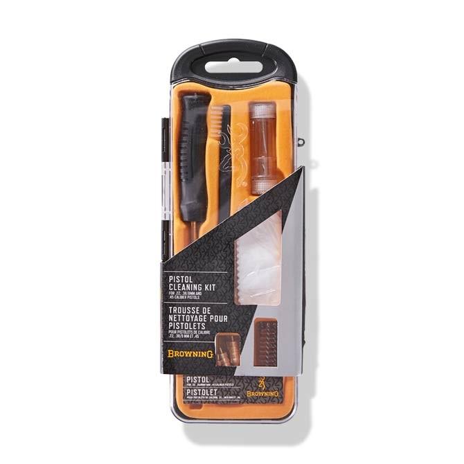 Kit de nettoyage et d'entretien pour armes de poing Browning