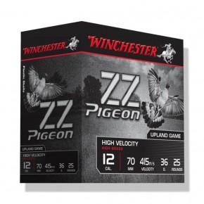 CART ZZ PIGEON 36G