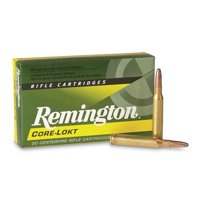 Balles Remington 280 Rem PSP 150 gr