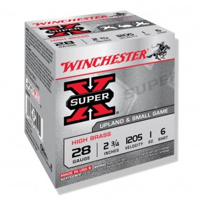 Cartouches Winchester Super-X cal 28