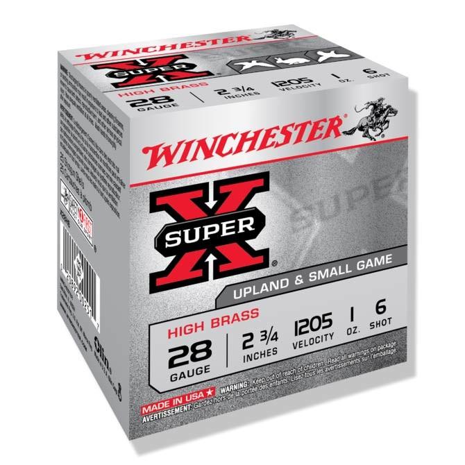 Cartouches Winchester Super-X cal 28