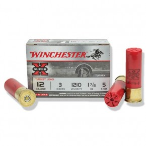 Cartouches Winchester Turkey cal 12