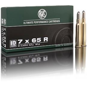 RWS 7X65R 177GR 11.5G ID