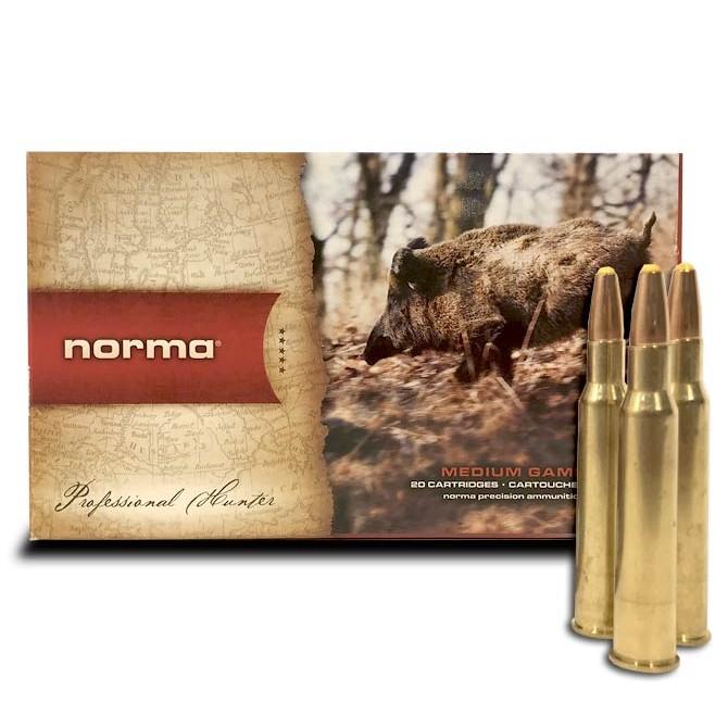 Balles Norma Plastic Point Calibre 7x65 R
