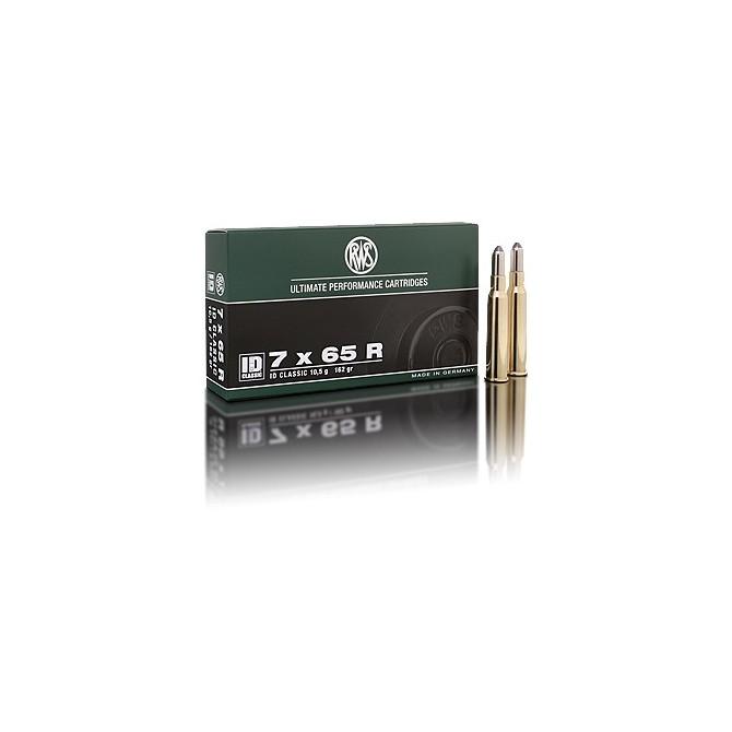 RWS 7X65R162GR 10.5G ID