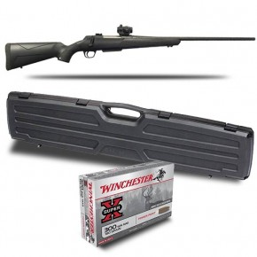 Winchester Xpr cal. 300 WM + Point rouge Rti