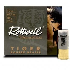 Cartouche Rottweil Tiger calibre 12