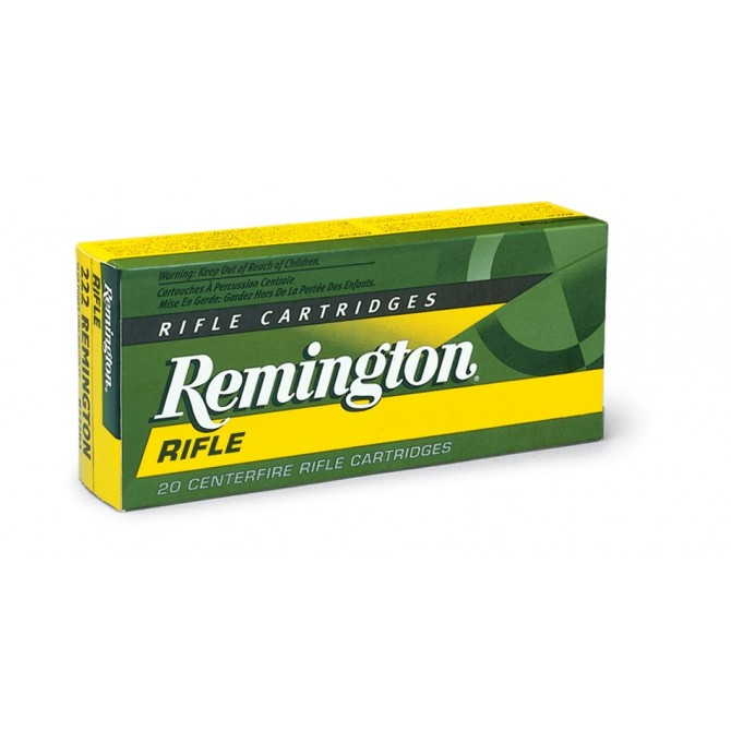 REMINGTON 222 50 GR PSP R222R1