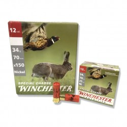 Pack Spécial chasse Winchester 150 cartouches