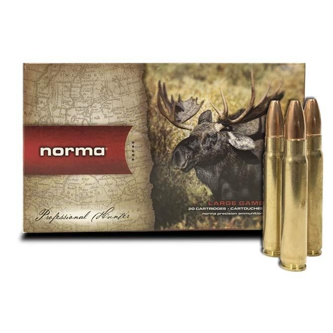 Norma Vulkan 9.3 x 62 - 232 Grains