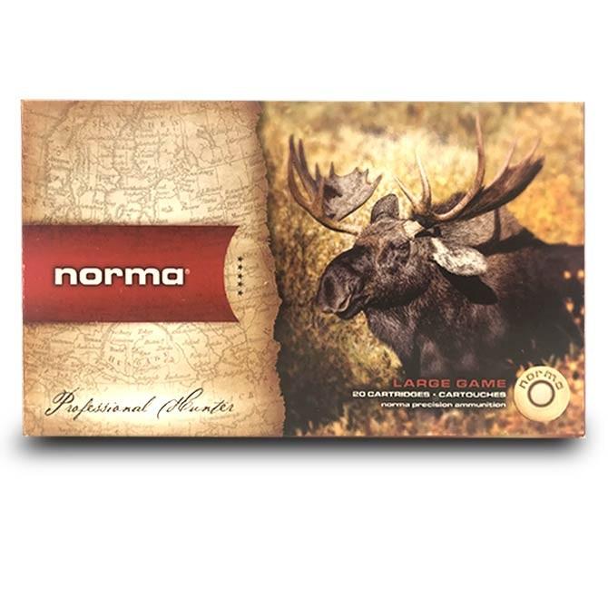 Norma Alaska 9.3 x 74 R - 286 Grains