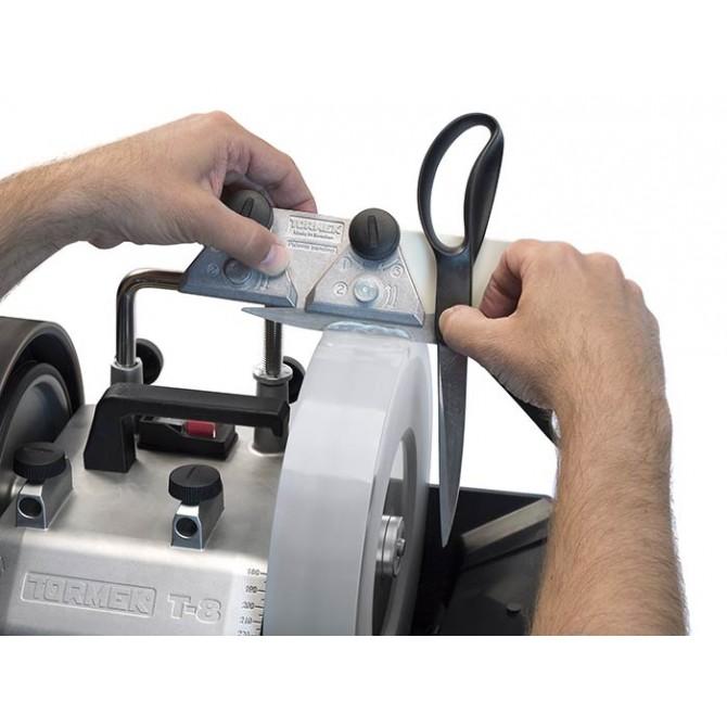 Dispositif d'affûtage pour ciseaux Tormek SVX-150