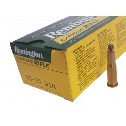 Remington 25-20 win x50